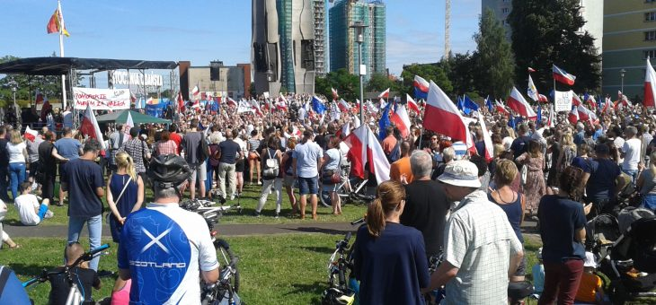 22 lipca pod Pomnikiem